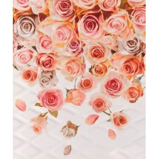 Купить Lotus Тайра романтик крем декор-панно 60х50 в Киеве