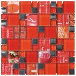 CARNAVAL RED 30*30