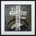ДЕКОР НАСТЕНЫЙ MONOPOLE Coffe Time Brown С