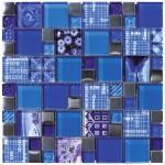 CARNAVAL BLUE 30*30