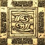 Декоративная вставка (7.5x7.5) 1130 MOLDUR