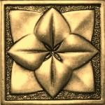Декоративная вставка (7.5x7.5) 1050 ROSETA