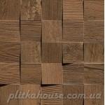 Axi Dark Oak Mosaico 3D 35x35 см