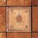 Декор (15.5x15.5) 515CE INSERTO EXTREMA COTTO