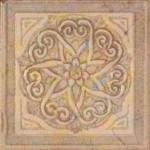 Вставка (16.5х16.5) 0170115 FASCIA ALMOND-BEIGE