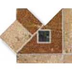 Декор (12.5х12.5) 0559791 ATRIUM
