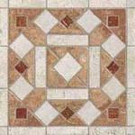 Декор (33.3х33.3) 0554287IMPLUVIUM FORMELLA
