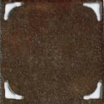 Декор (15x15) MARRONE