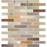 Мозаика (26x30) BU01 UMBER