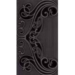 Декор (25x45) 258B9A DECORO LIBERTY NERO