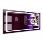 Зеркало J-MIRROR Adele 60x80 линза/свет