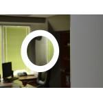 Зеркало J-MIRROR Adele 70x70 линза/свет